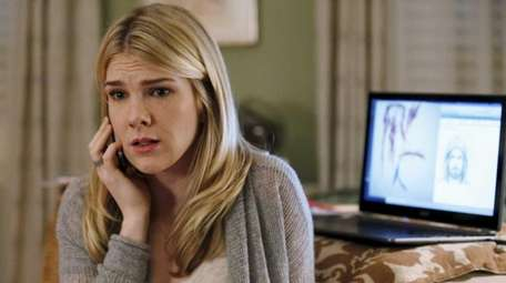 Lily Rabe as Claire Bennigan in ABC's
