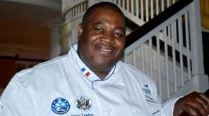 Ron Duprat is the new executive chef at