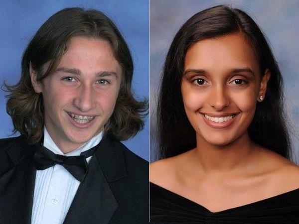 Joshua Sarlo, valedictorian of Lynbrook High School, and