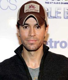 Enrique Iglesias attends 93.3 FLZ's Jingle Ba at