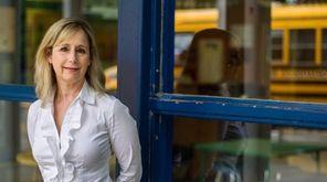 Sheri Lederman, a teacher at Baker Elementary School