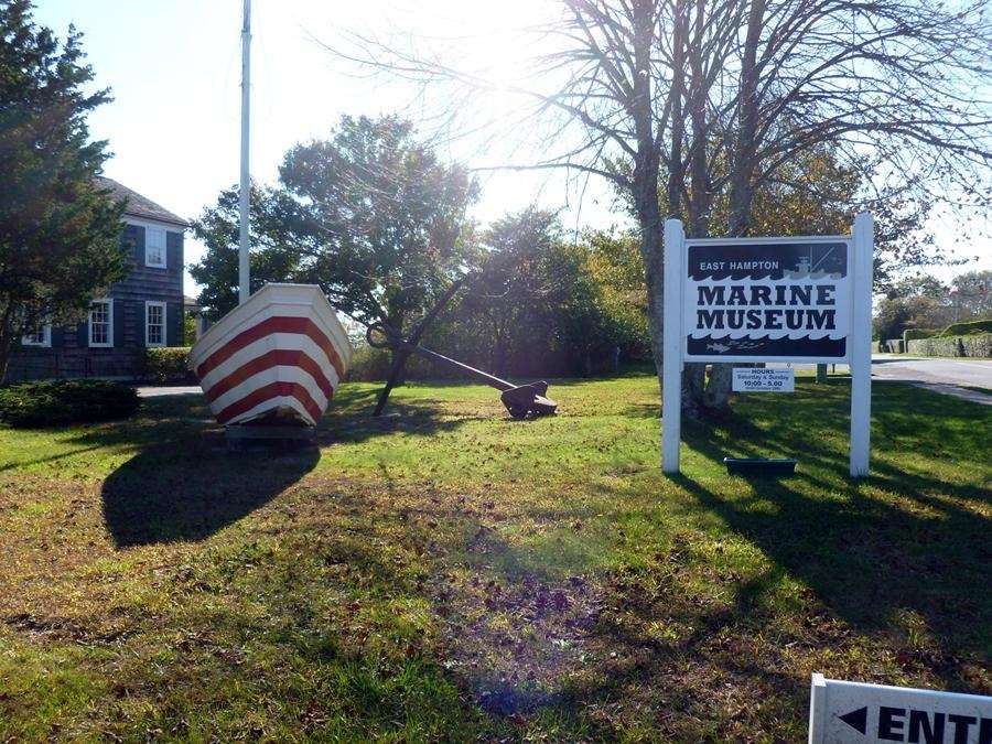 East Hampton Town Marine Museum (301 Bluff Rd.,