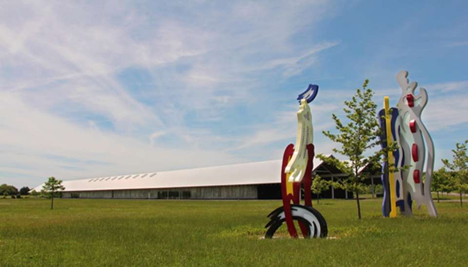 At the Parrish Art Museum (279 Montauk Hwy.,