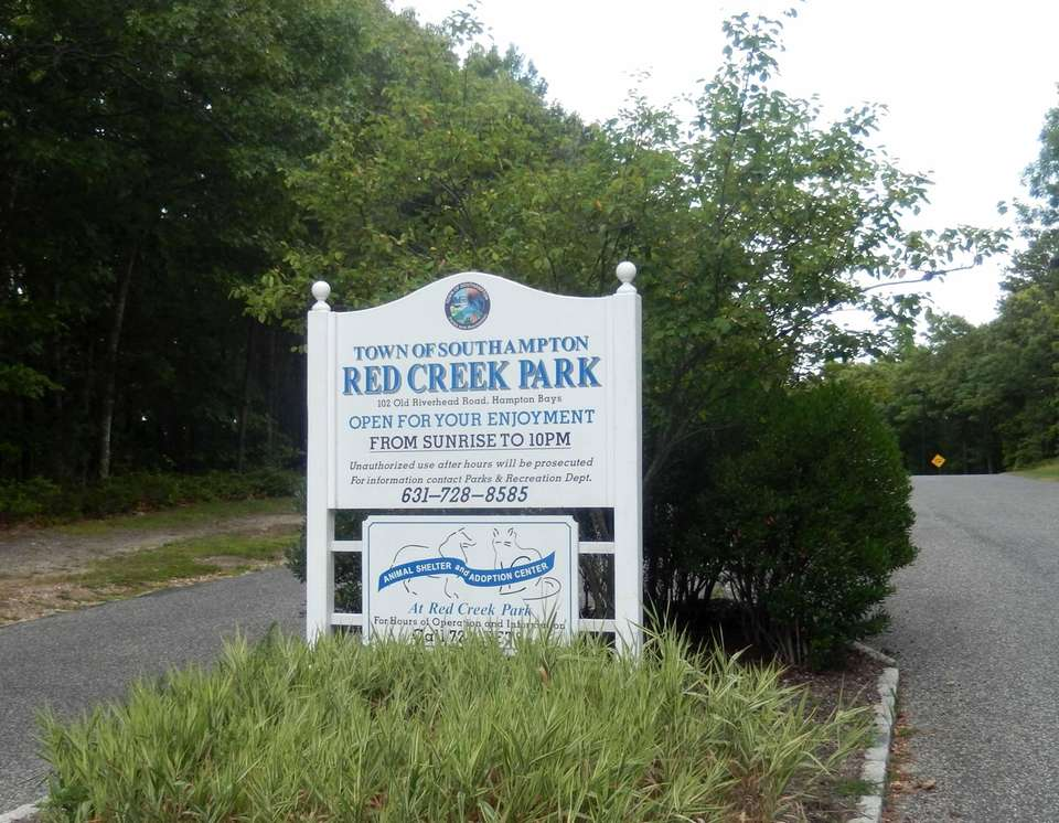 Red Creek Park (102 Old Riverhead Rd., Hampton