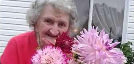 Mary Przybyszewski, an avid gardener and devoted Catholic,