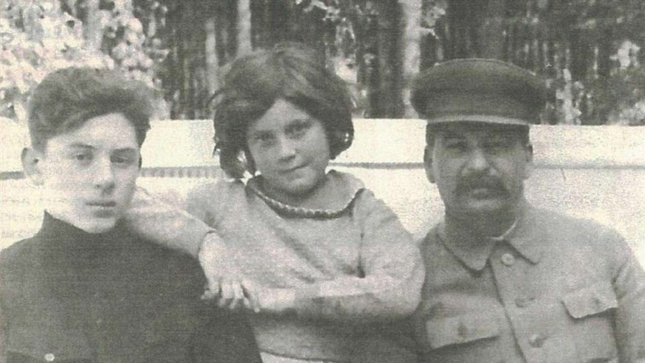 Stalin S Daughter The Extraordinary Life Of A Soviet