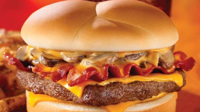 New York State has 15,418 fast-food restaurants selling
