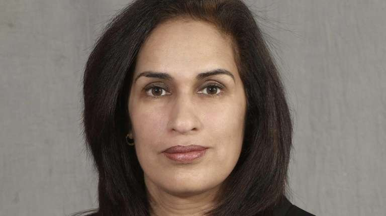 Neerja Rana of Syosset has joined Homes by