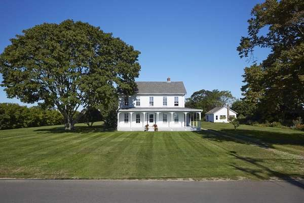 A nearly 50-acre property on the Long Island