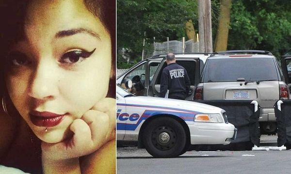 Stephanie Almedina Rivera, 23, of Bay Shore, was