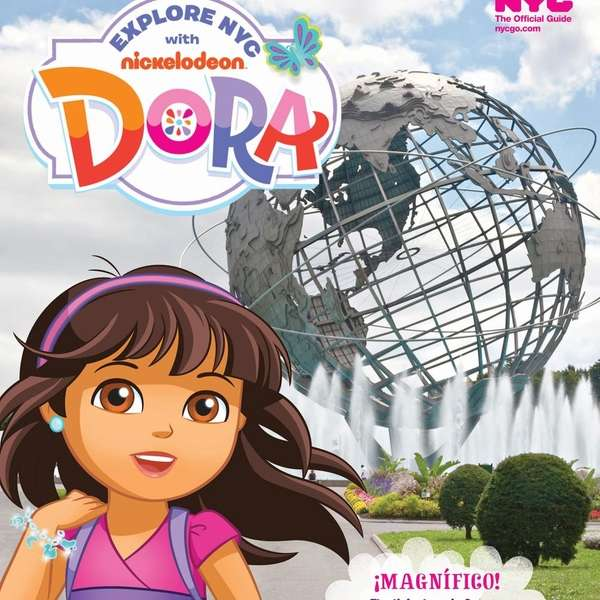 Dora the Explorer was recently named New York