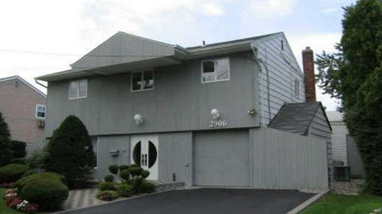 This house at 2906 Len Dr., Bellmore, is