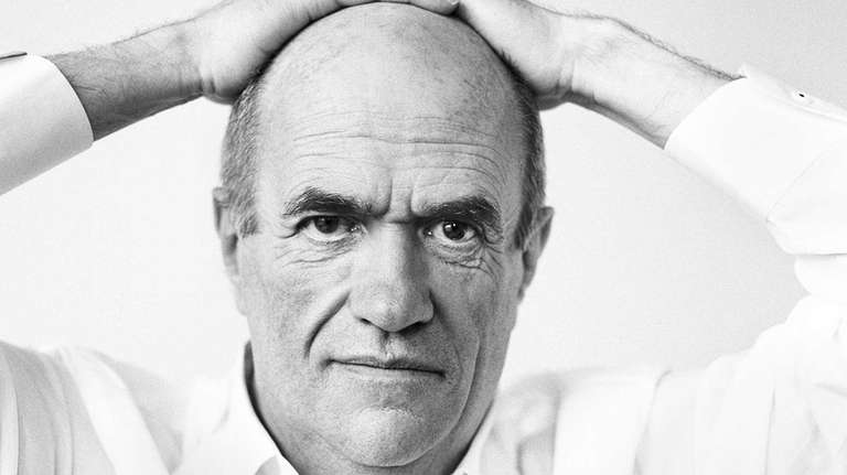 Colm Toibin comes to Port Washington Library on