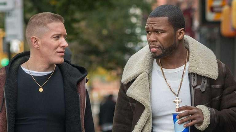 Tommy Egan (Joseph Sikora) and Kanan (Curtis 50