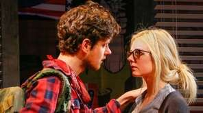 Peter Mark Kendall and Justine Lupe star in