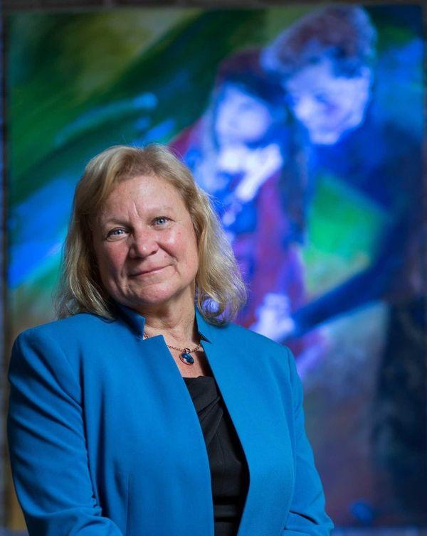 Susan Ruzenski, executive director of Helen Keller National