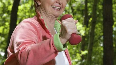 Studies have shown that exercise can help people