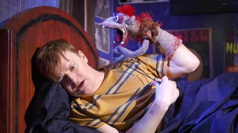 Steven Boyer stars in