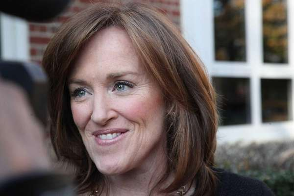 Rep. Kathleen Rice is seen at Garden City