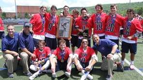 Cold Spring Harbor seniors gather for a group