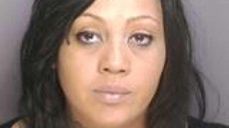 Vanessa Jones, 27, was arrested on assault charges