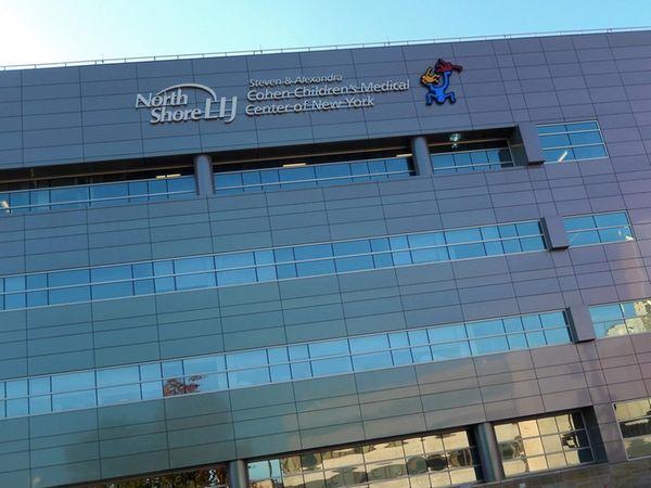 North Shore LIJ Cohen Children's Medical Center in