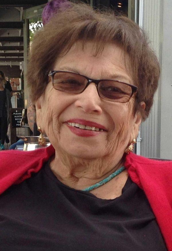 Barbara Freifeld, a longtime teacher who lived in