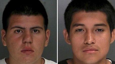 Jose Mendoza and Gerardo Ramirez Perez, both of