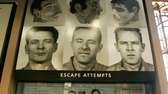 An exhibit about a 1962 prison escape made