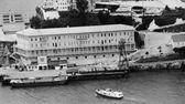 The famous Alcatraz prison escape in 1962 is