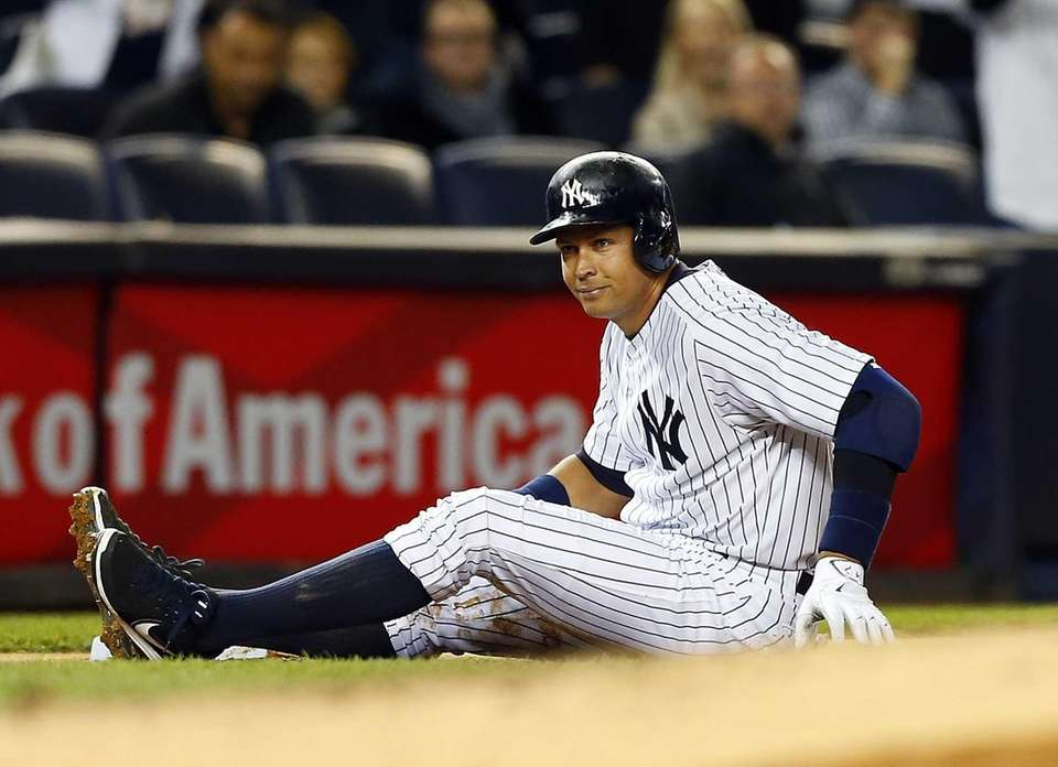 May is Alex Rodriguez's best month for hits