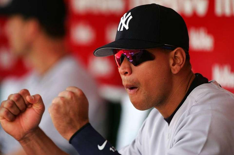 An impressive 61.8 percent of Alex Rodriguez's career