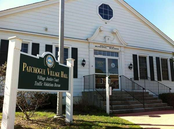 The Patchogue Village board of trustees approved a