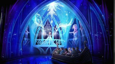 Disney World unveiled a sneak peek at the