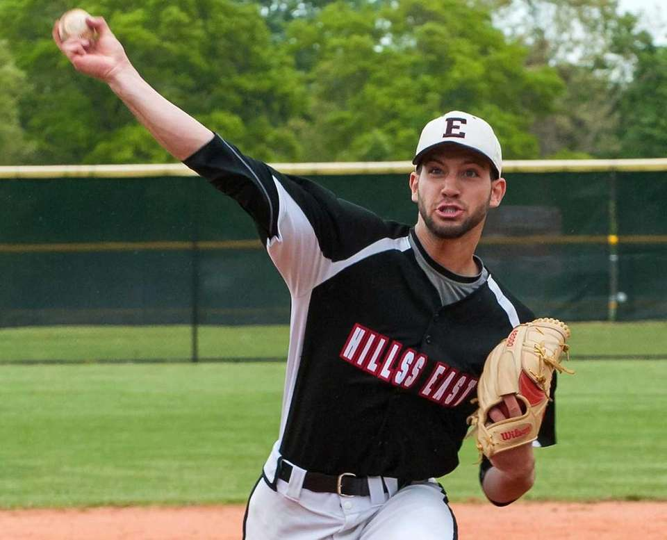 Brandon Bonomo, Half Hollow Hills EastPitcher