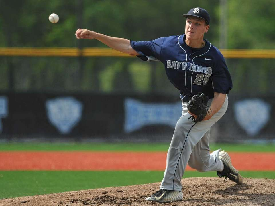 Reiss Knehr, St. DominicPitcher