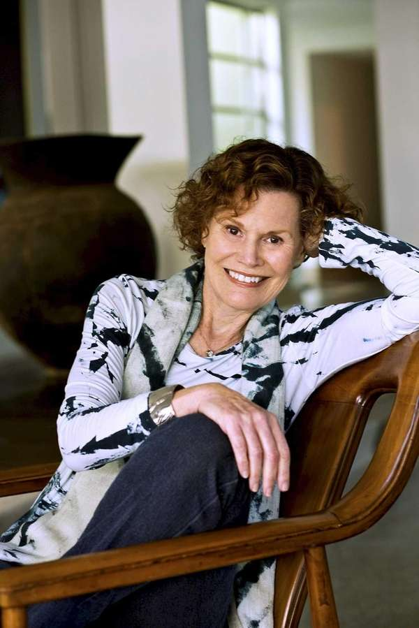 Judy Blume, author of