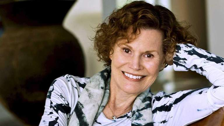 Judy Blume, author of