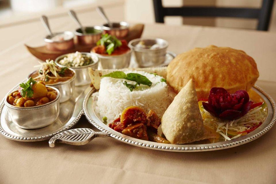Tandoor Grill Indian Cuisine (1042 W. Beech St.):