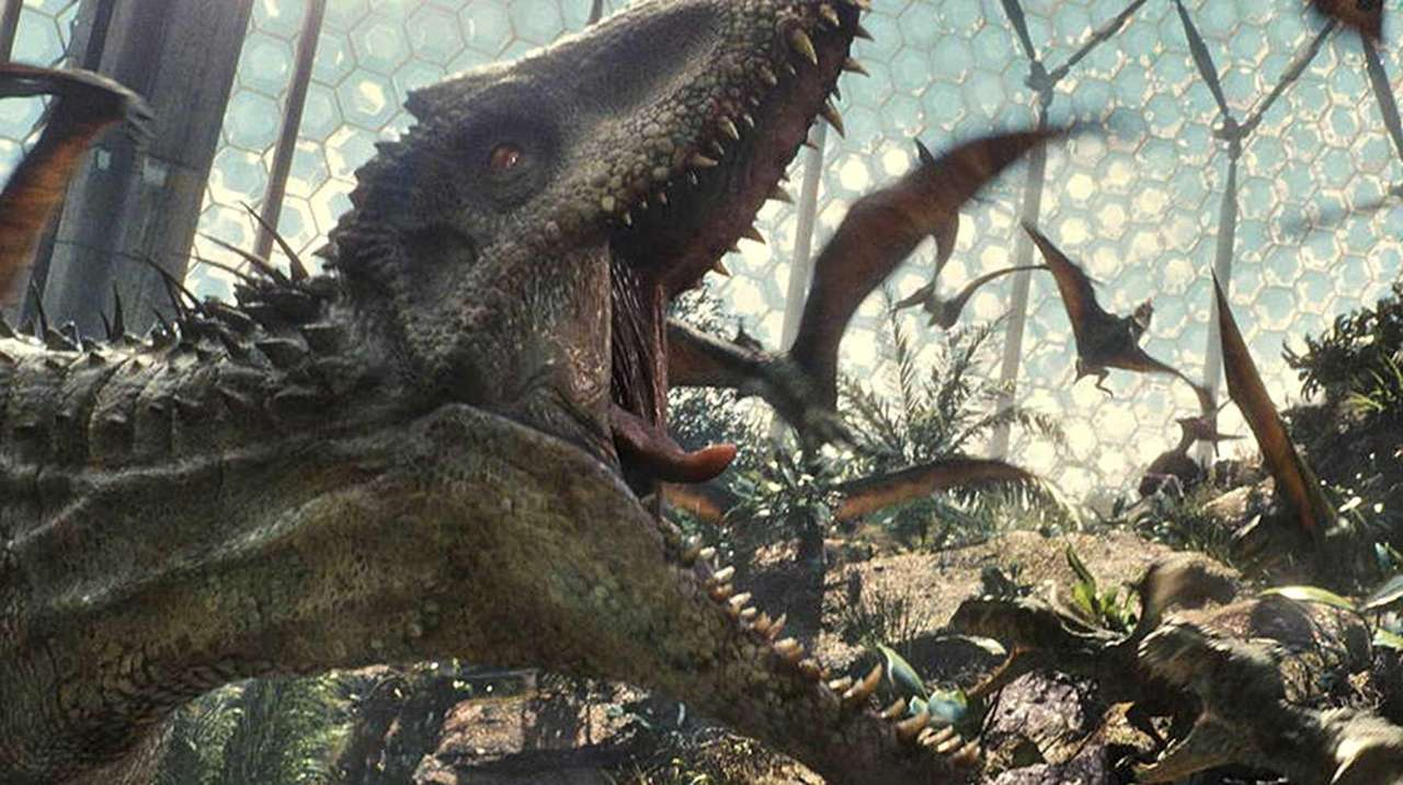 The Indominus Rex of