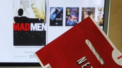 Netflix's stock climbed Wednesday, June 10, 2015, a