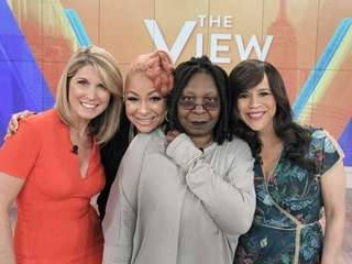 Raven-Symone was named as a co-host of