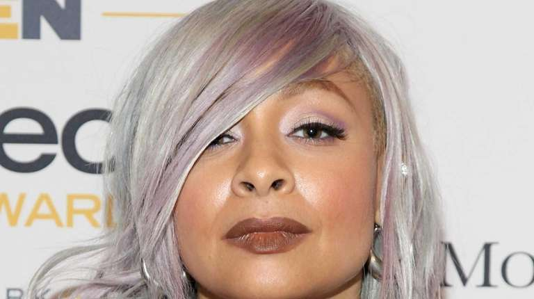 Actress Raven-Symone was officially announced a co-panelist of