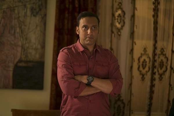 Aasif Mandvi in HBO's