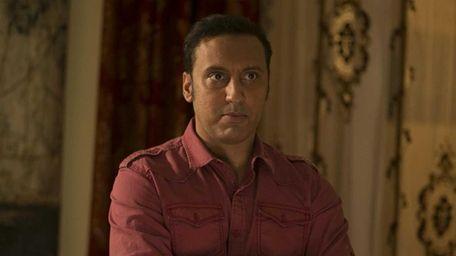 Aasif Mandvi in HBO's