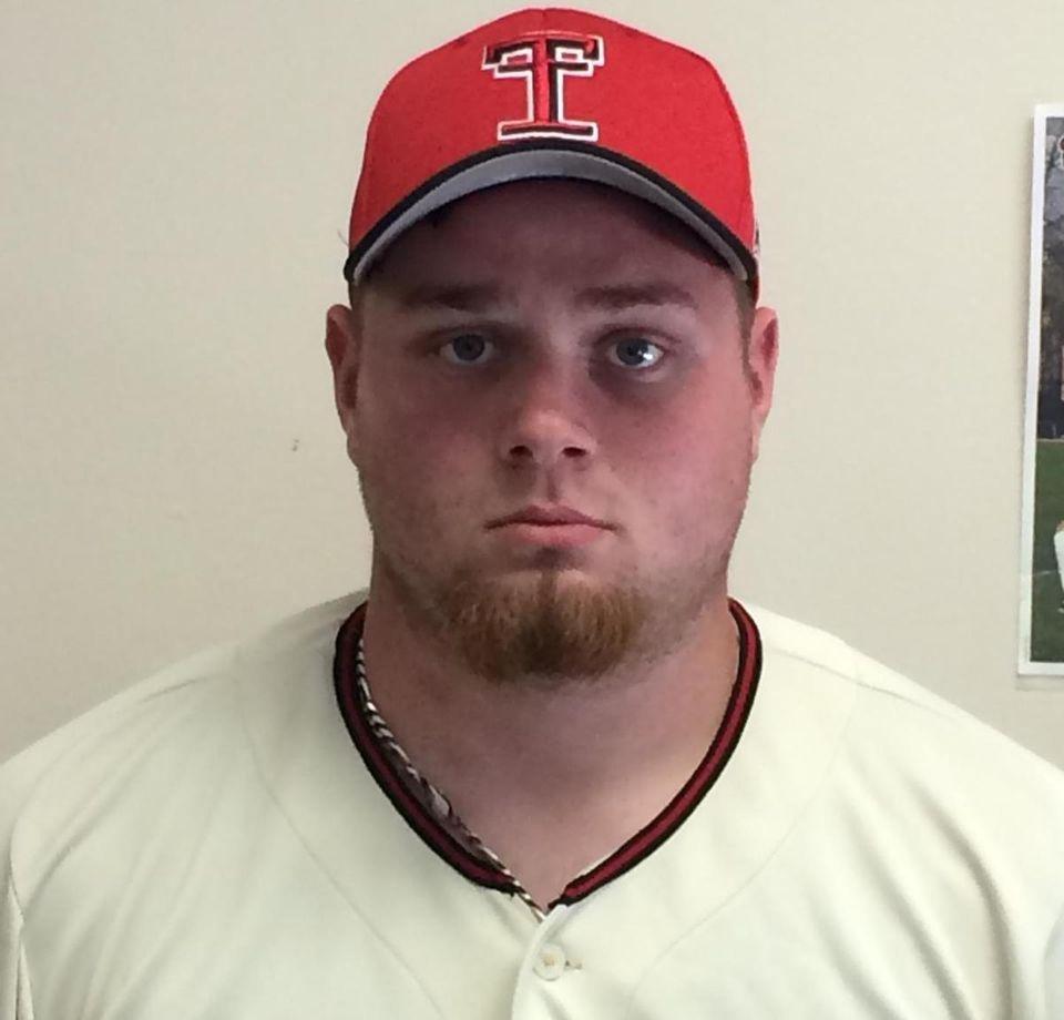 Tucker Hahn, Island TreesThird baseman
