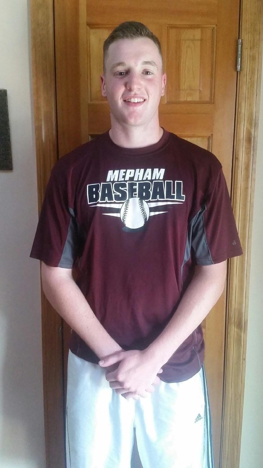 Seamus Kirby, Mepham, corner infielder