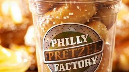 The Philly Pretzel Factory expects to have 25