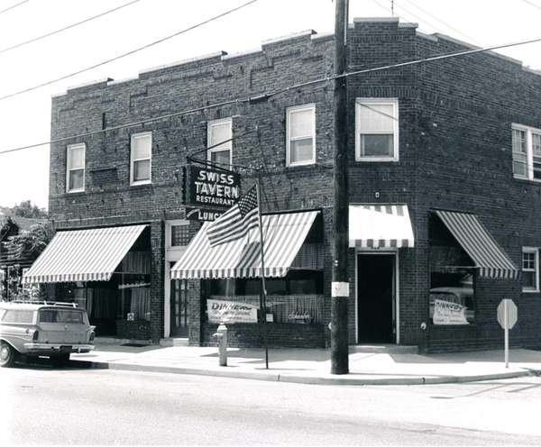 Swiss Tavern in Lynbrook in 1965.