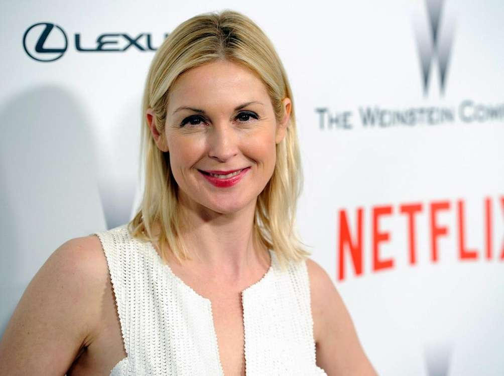 Actress Kelly Rutherford is mom to son Hermes